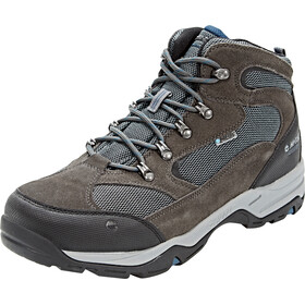 Hi-Tec Storm WP Shoes Herren charcoal/grey/majolica blue